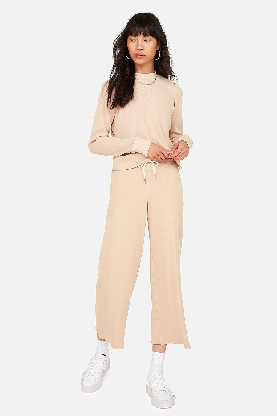 MATE The Label Organic Thermal Boxy Crop - LATTE