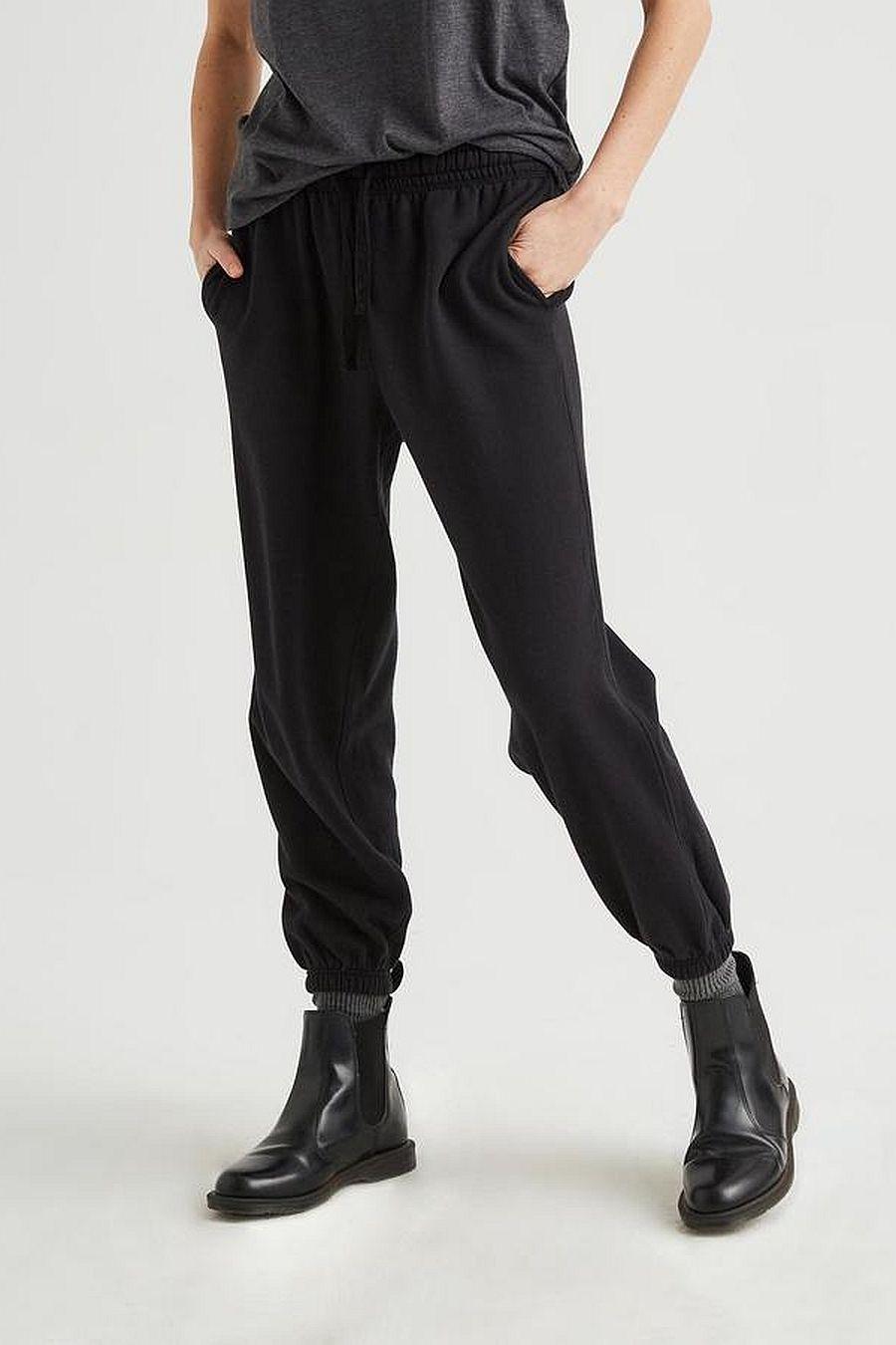 Richer Poorer Fleece Sweatpant - Black
