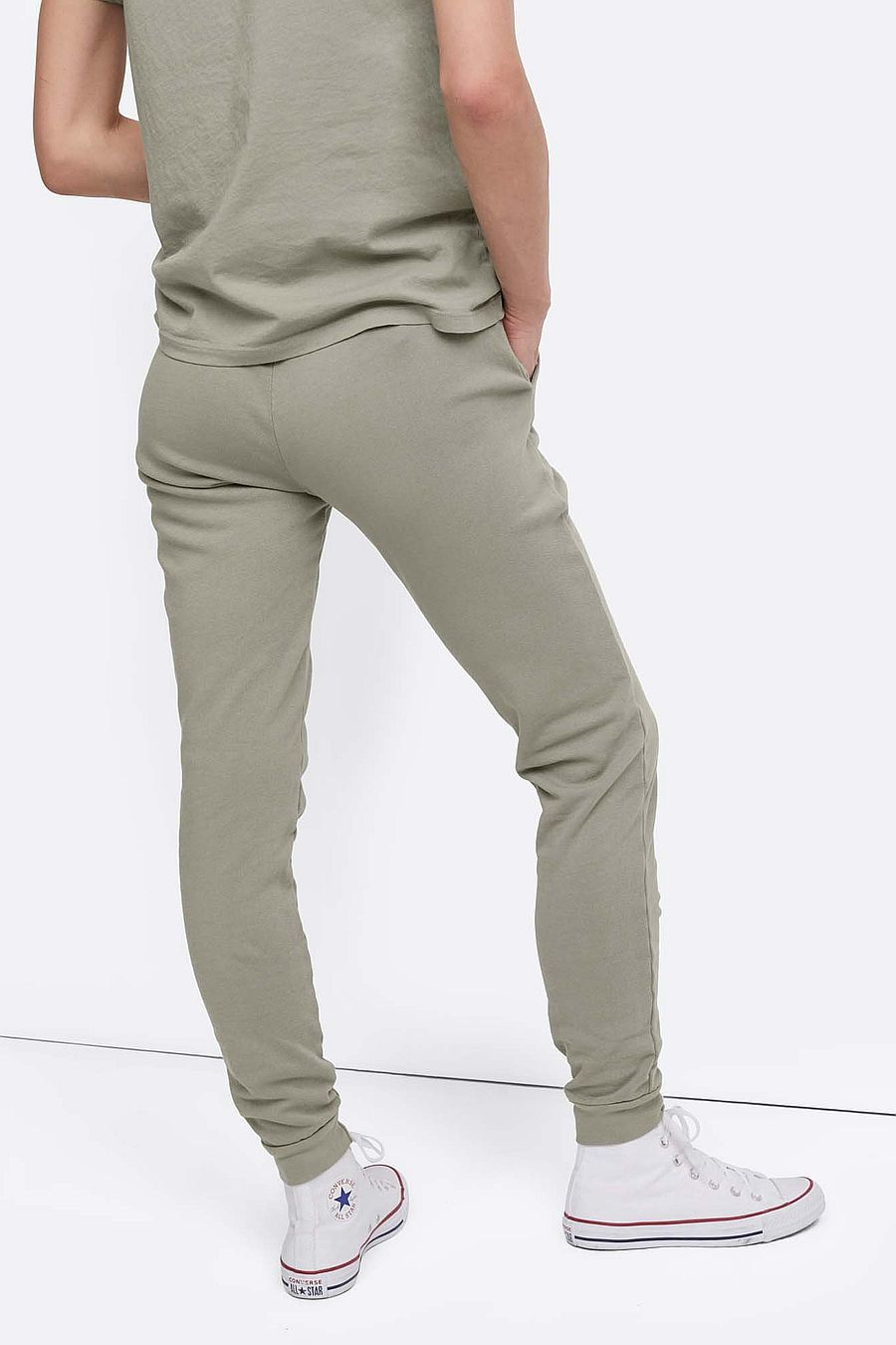 MATE The Label Organic Terry Classic Jogger - SAGE