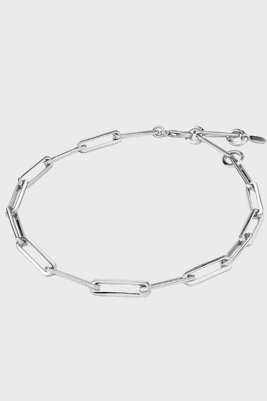 Jenny Bird Stevie Necklace - Silver