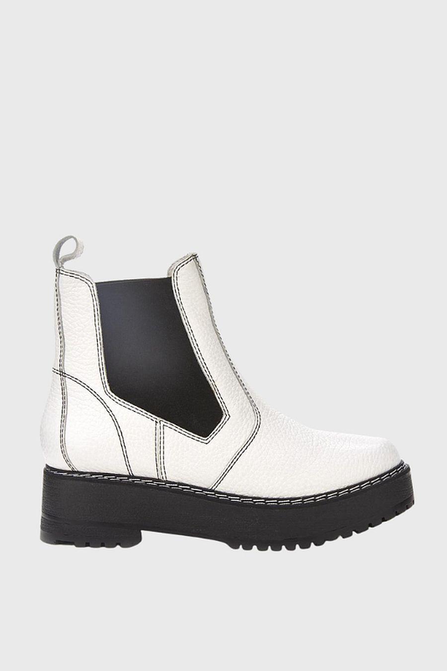 Matisse Footwear Mason Chelsea Boot - white