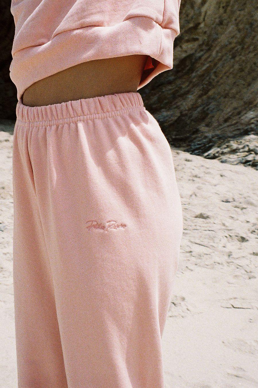 Petites Reveries Bella Joggers | Peach Sorbet