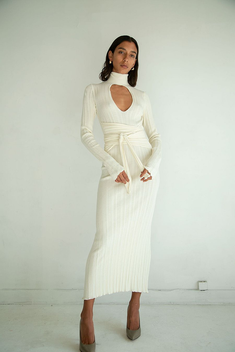 The Line by K Malcolm Dress