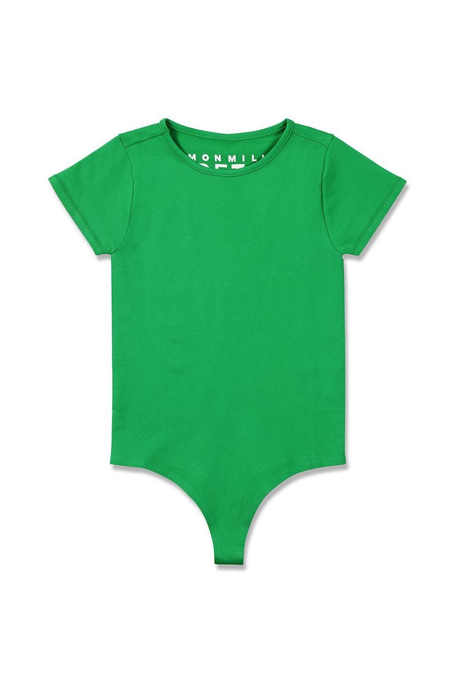 Simon Miller Marce Bodysuit - Jungle Green