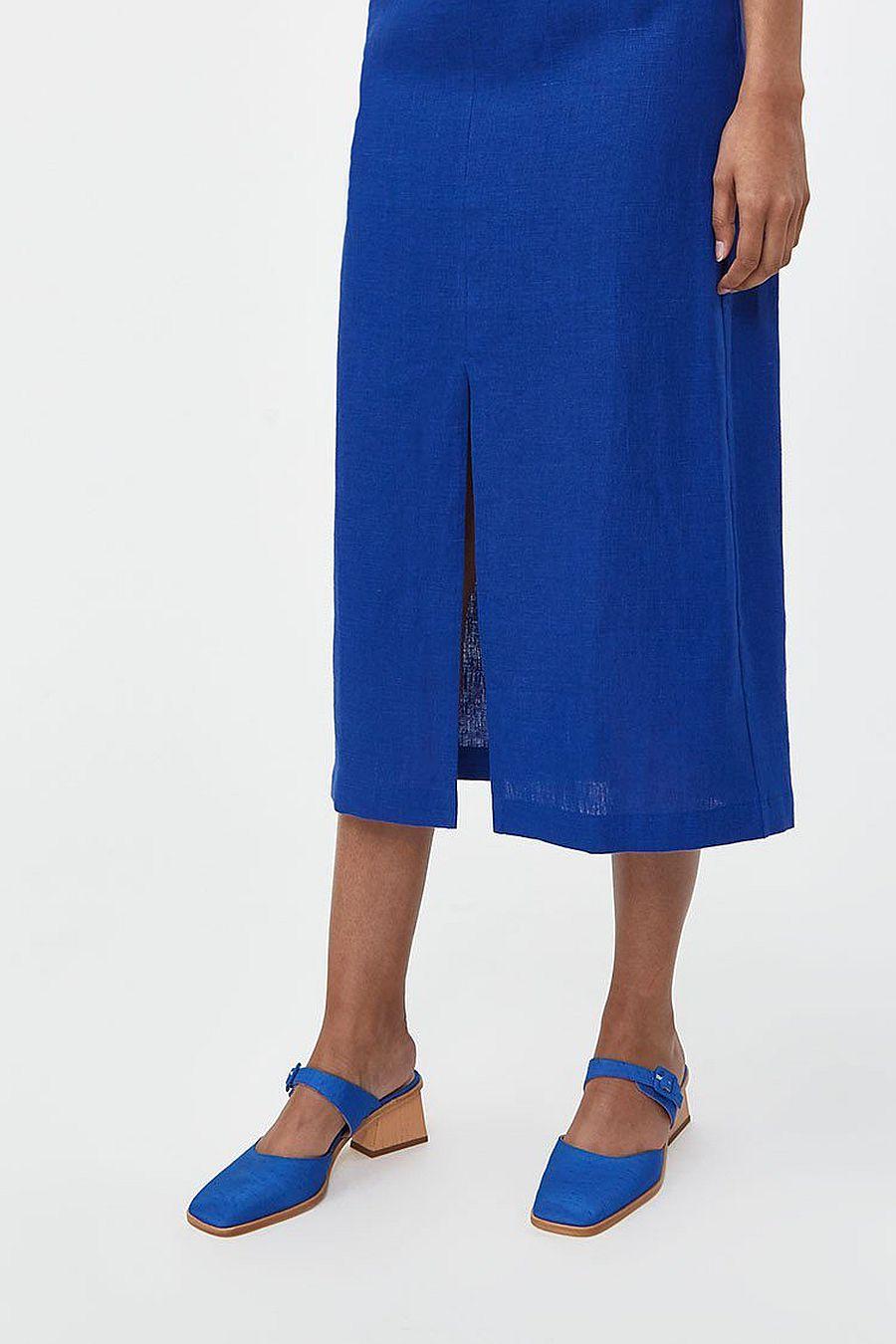 Paloma Wool Museo Dress in Intense Blue