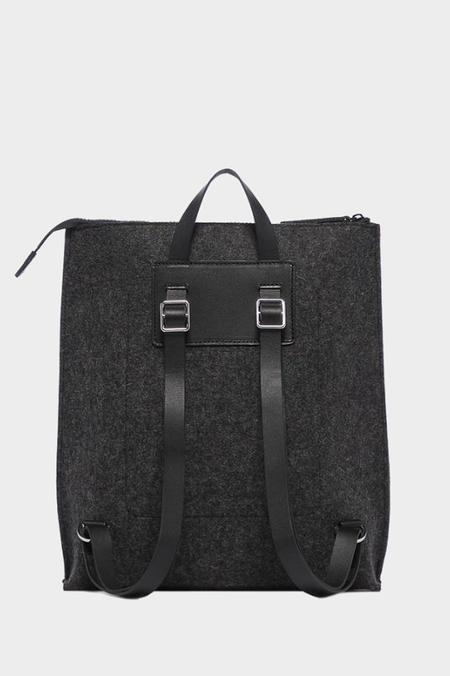 Graf Lantz Hana Backpack Felt - Charcoal