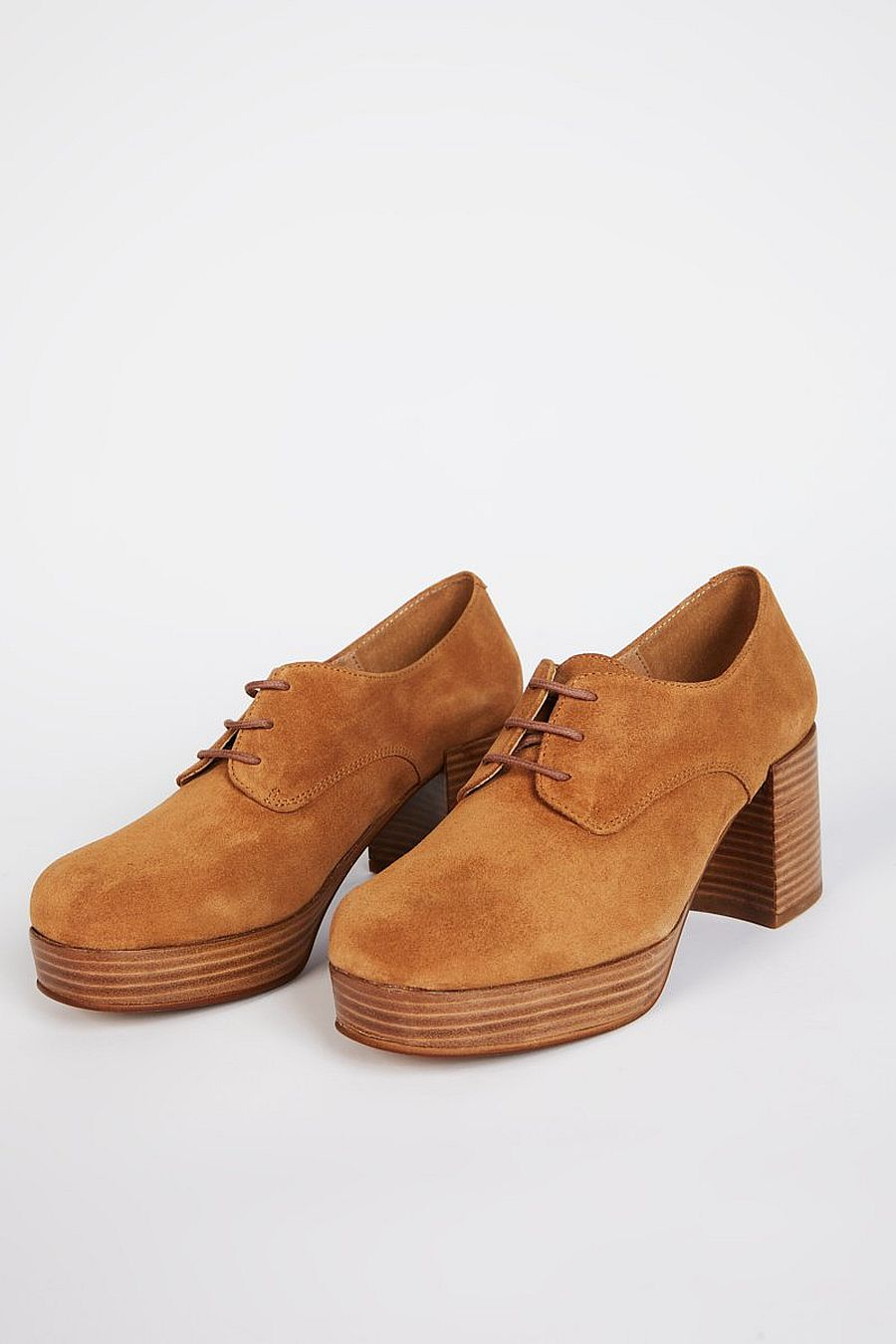Intentionally Blank ALBANY Tan Suede