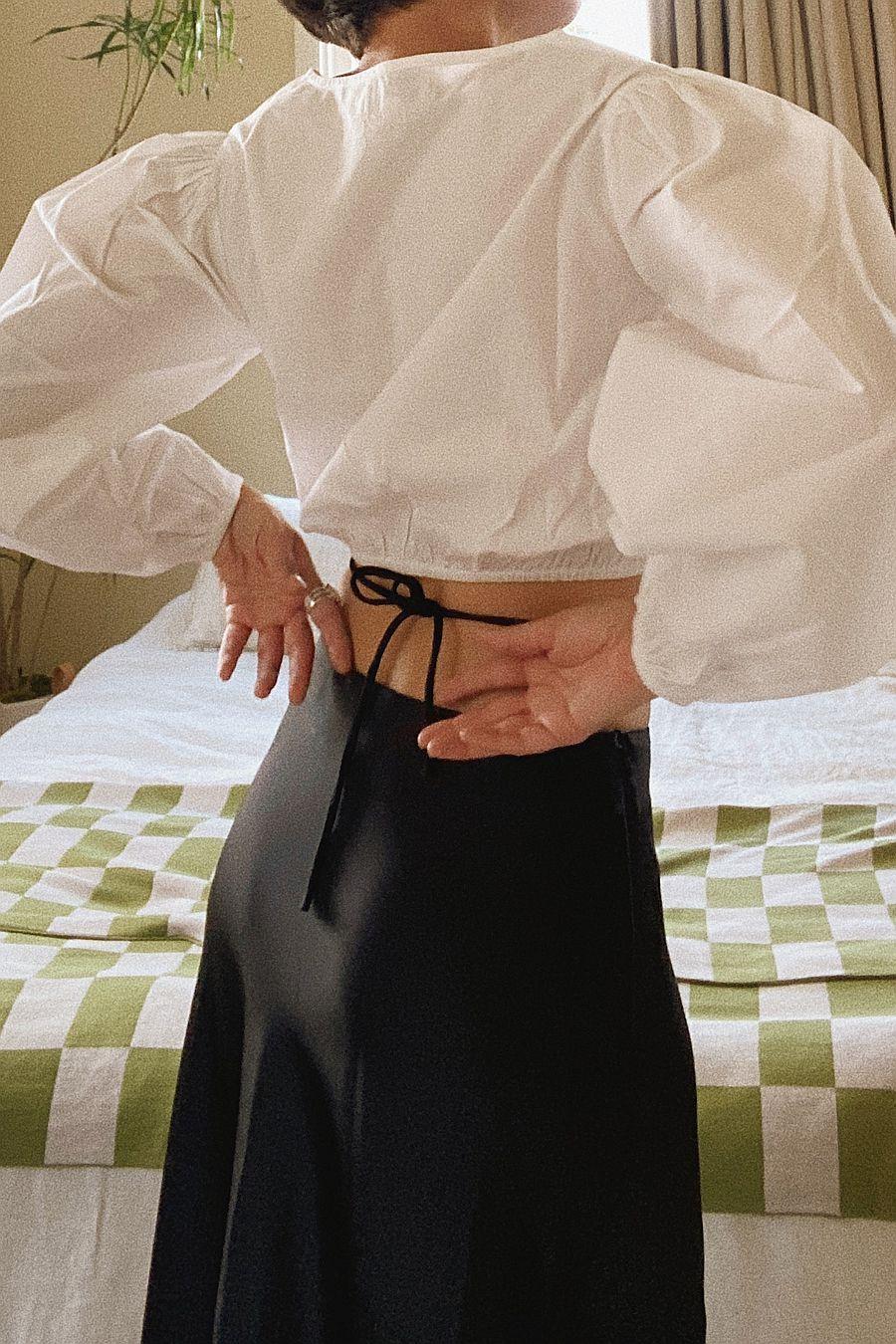 MUSIER Paris Romane Skirt