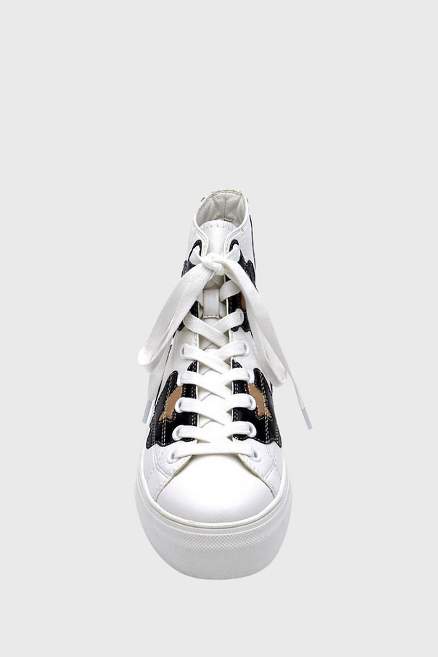 Matisse Footwear Eve High-Top Sneaker - black multi