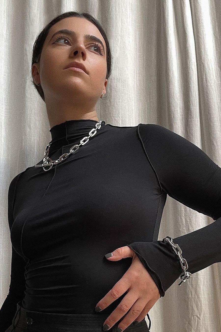 Jenny Bird Toni Link Bracelet
