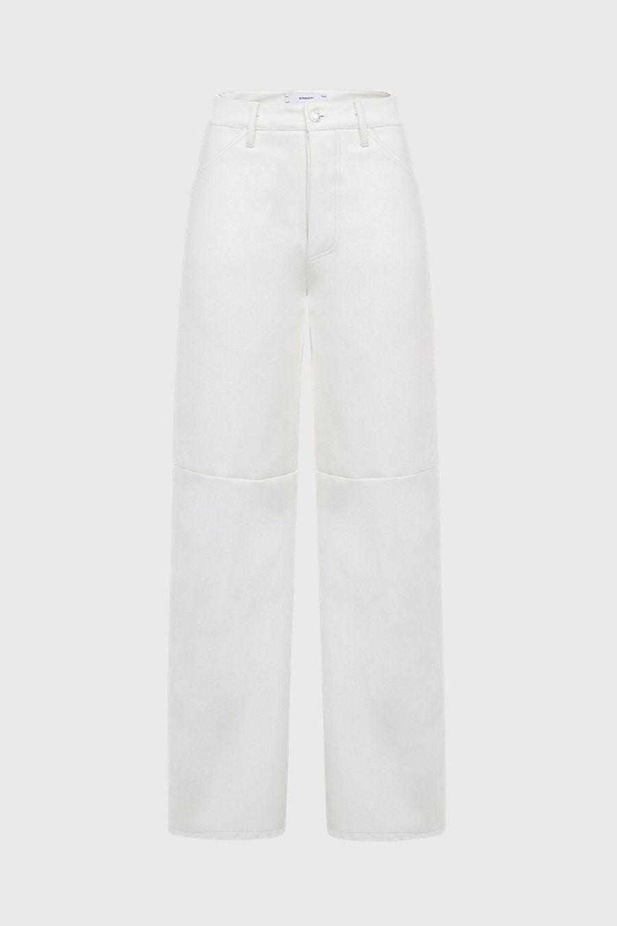 Simonett Kika Pants - White