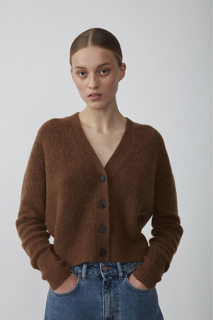 Just Female Rebelo knit cardigan - Emperador