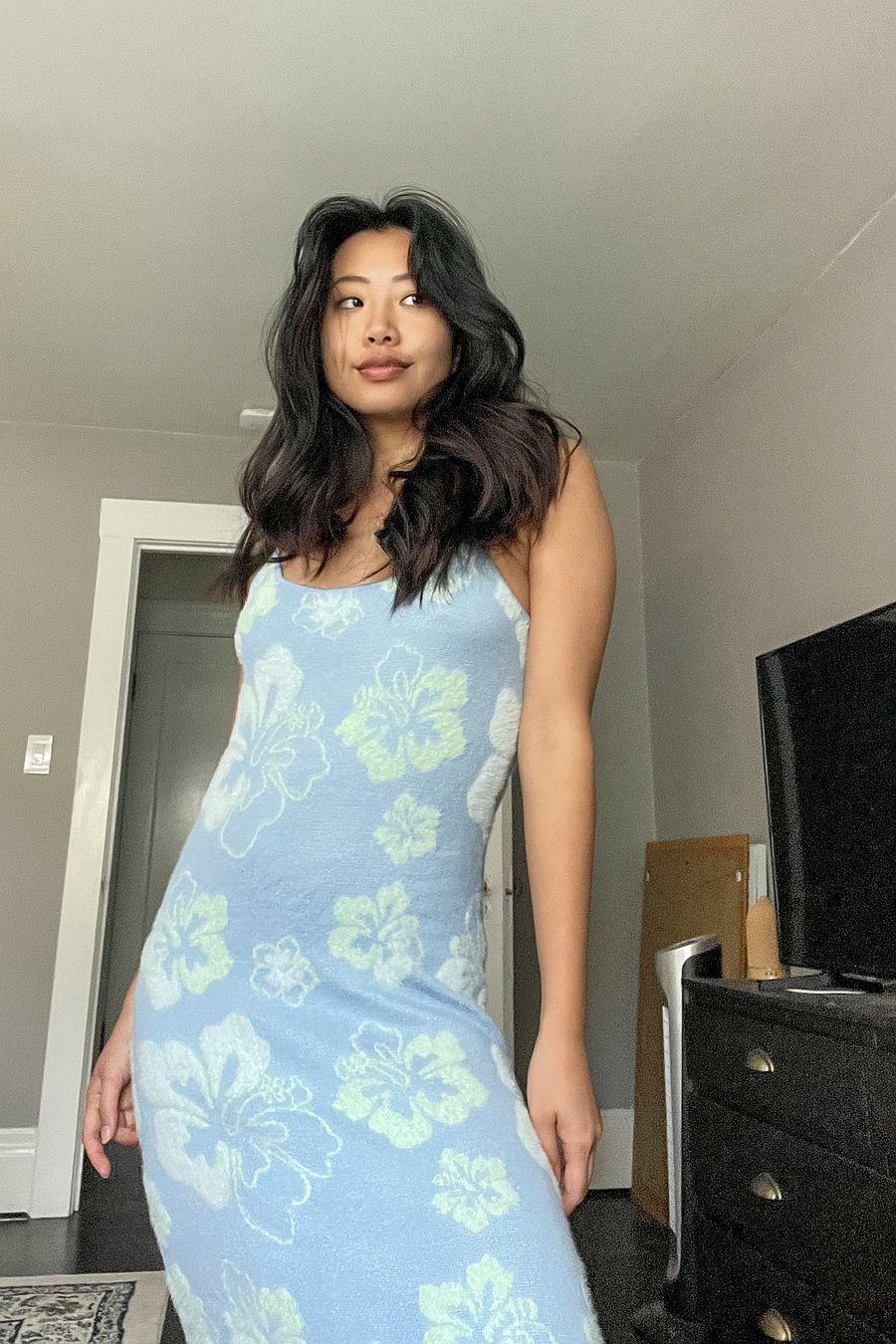 House Of Sunny Blue Crush Dress