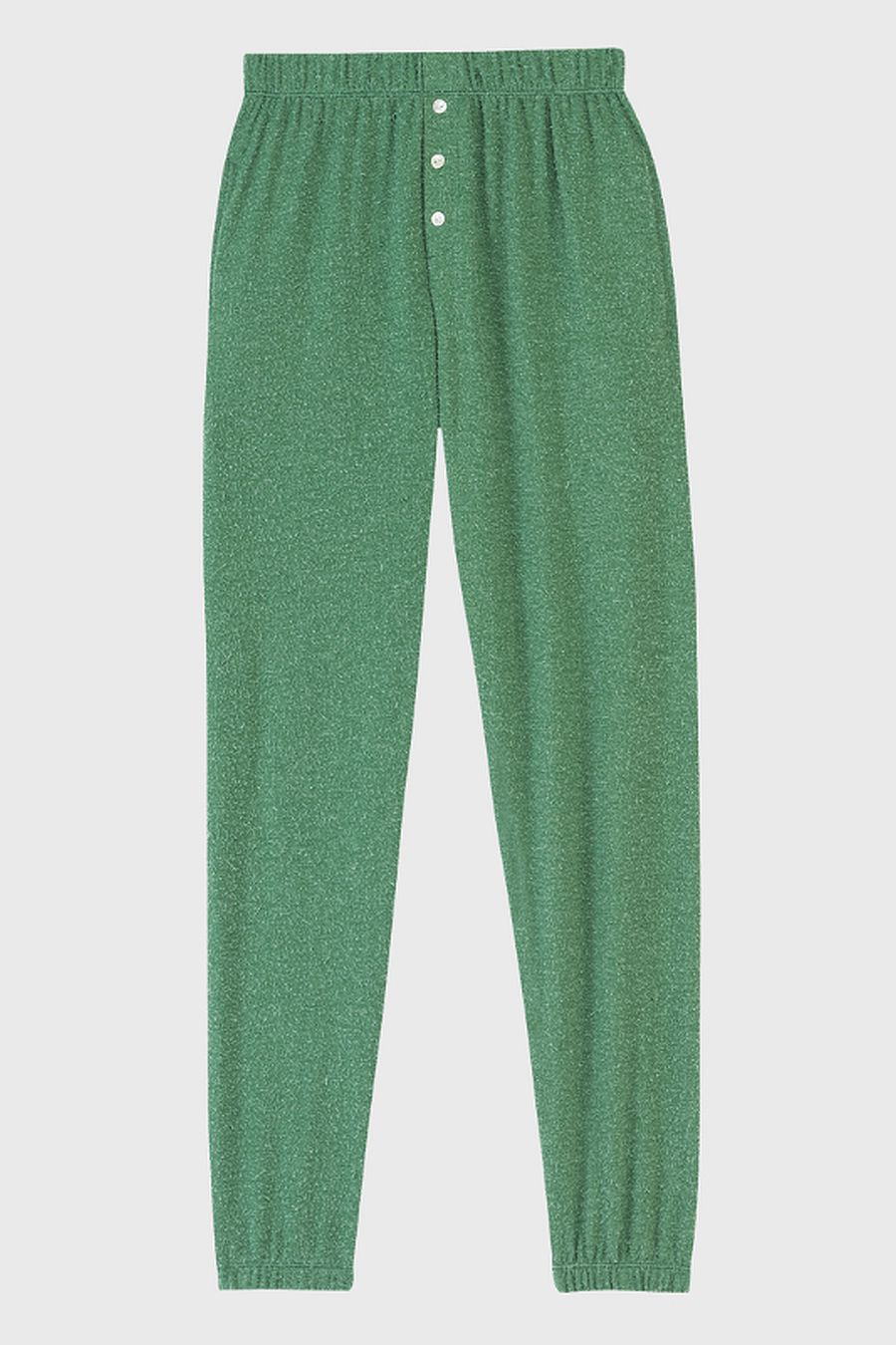 DONNI. Sweater Henley Sweatpant - Kelly