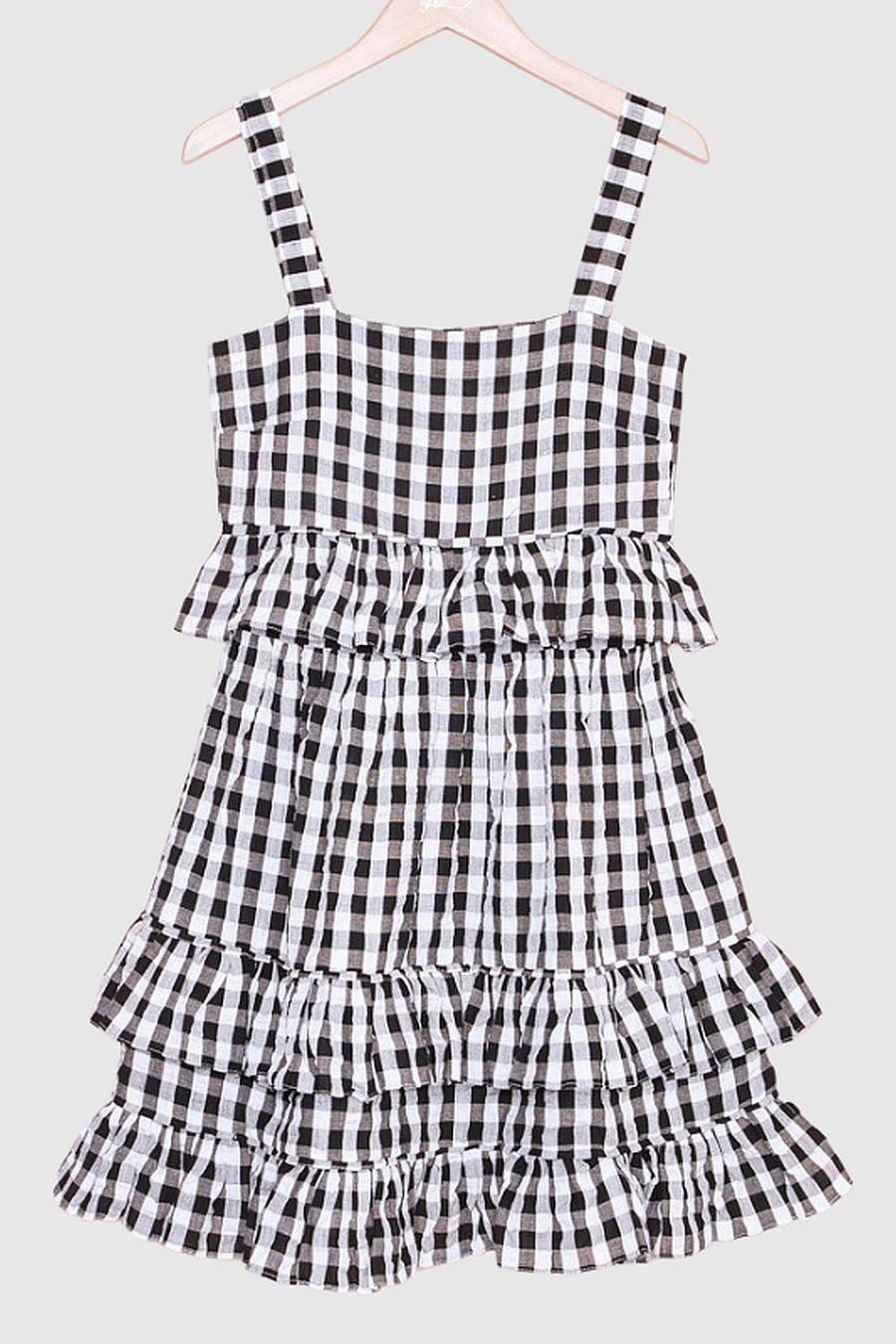 Tach Clothing Amaral Dress - Black