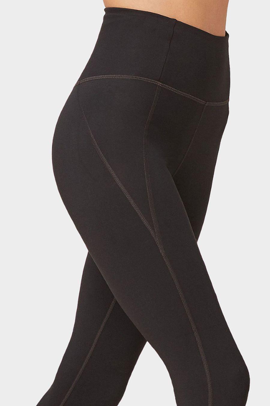 """Girlfriend Collective Black Compressive Legging (19.5"""")"""