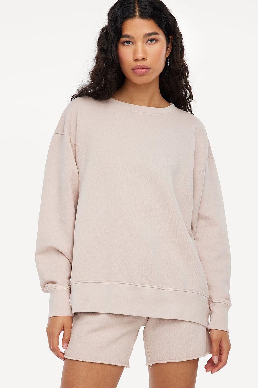 LACAUSA Clothing Slater Sweatshirt - Shroom