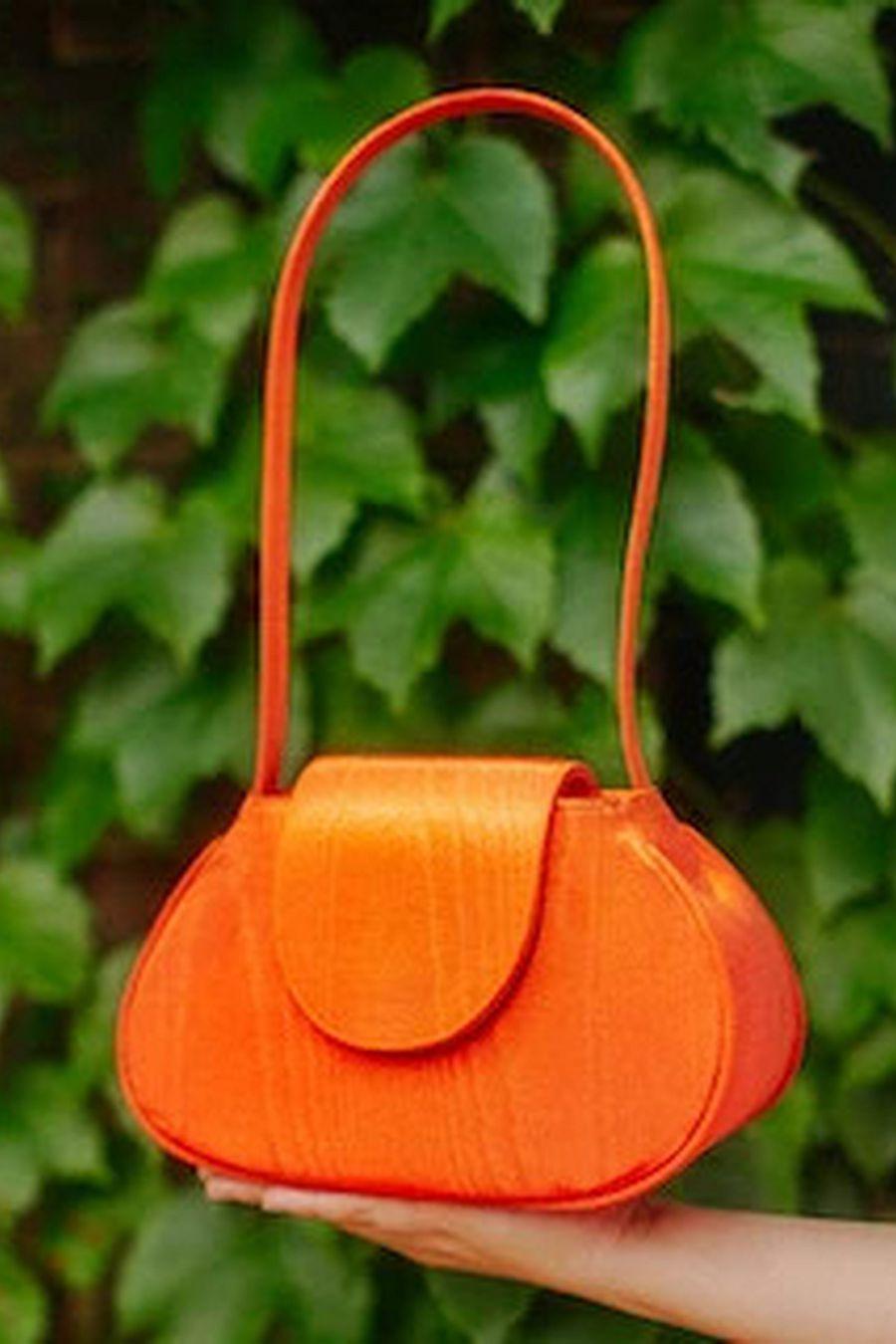 For The Ages New York Ineva Baguette - Sun Copper Orange