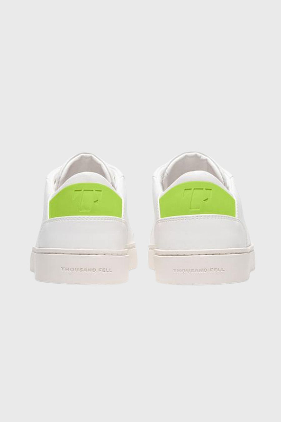 Thousand Fell Women's Lace Up   Acid (Neon Green)