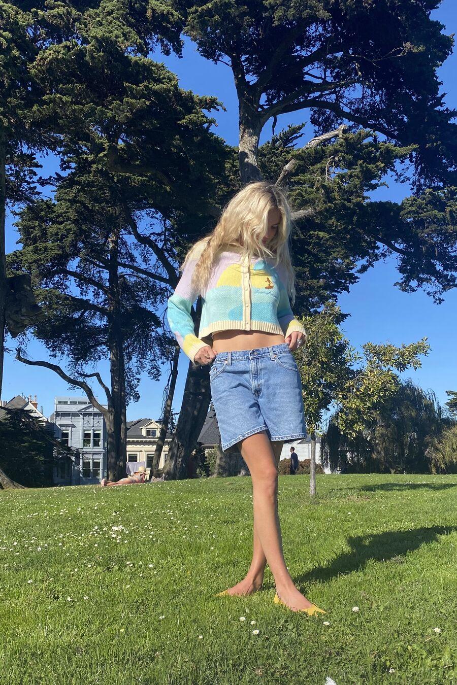 House Of Sunny Soul Surfer Cardigan