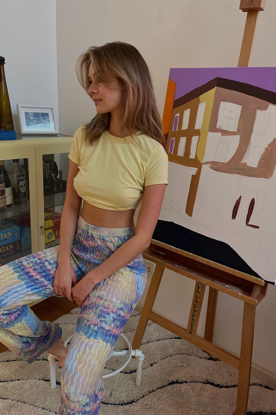 House Of Sunny Reflections Pants