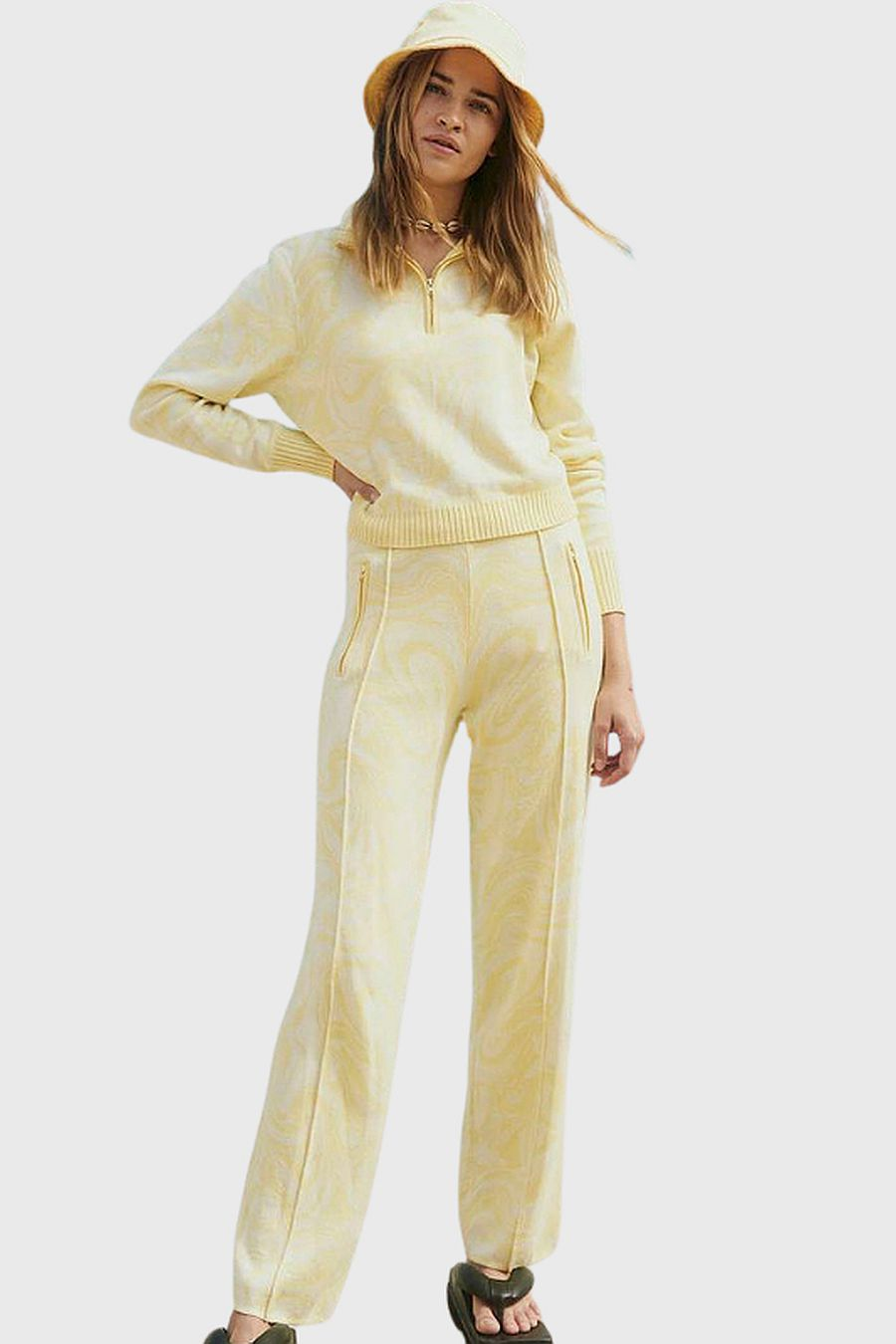 House Of Sunny The Bay Tracksuit Top