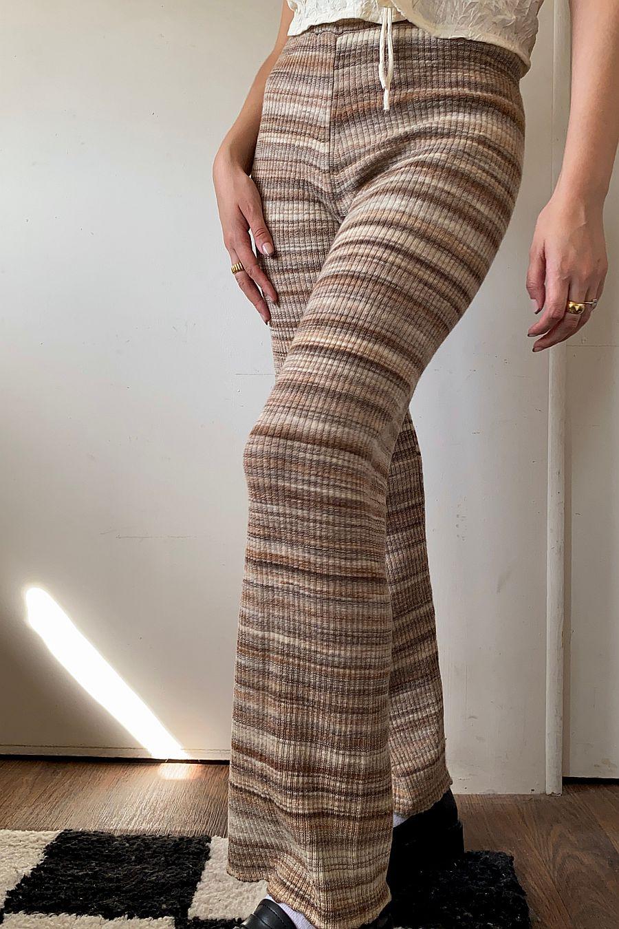 Paloma Wool Fabia Pants - Light Brown