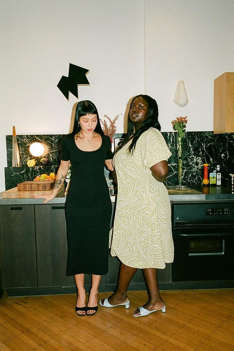 Wray NYC Keller Dress - Black