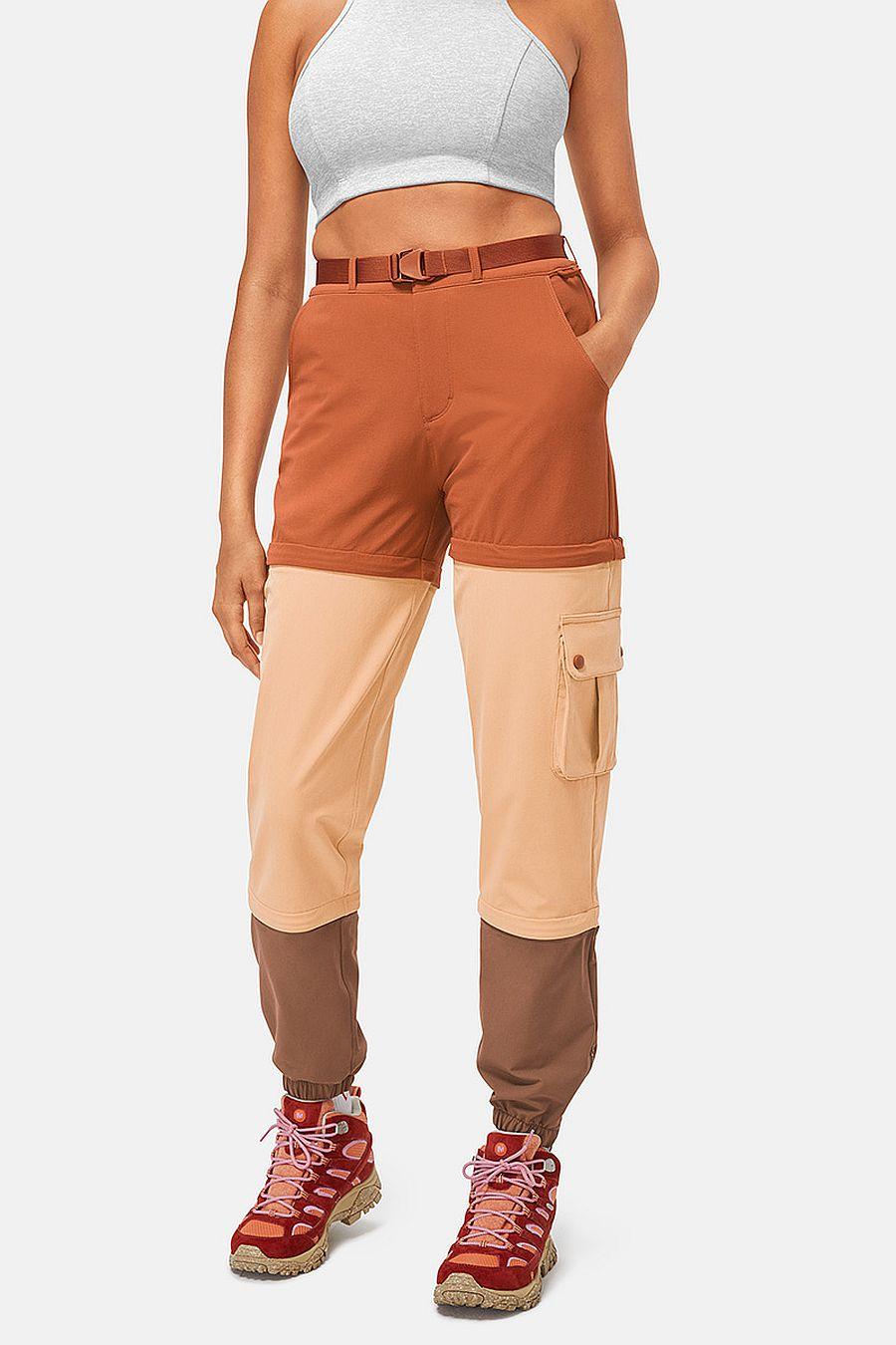 Outdoor Voices Zip-Off Pants