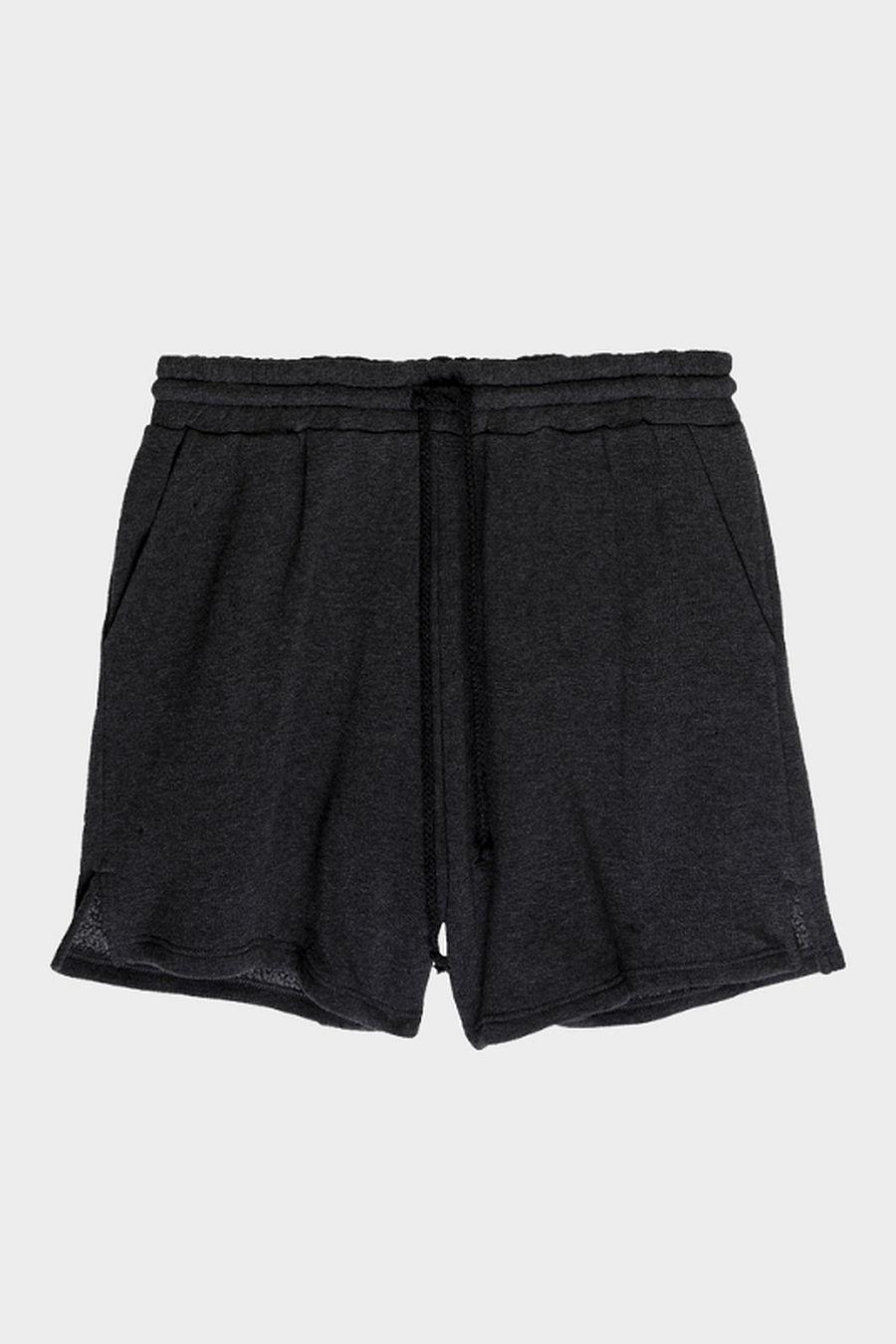 DONNI. Vintage Fleece Shorts - Charcoal
