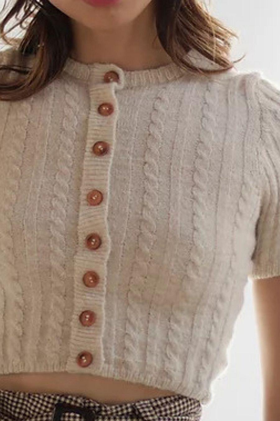 Tach Clothing Dalia Knit - Cream