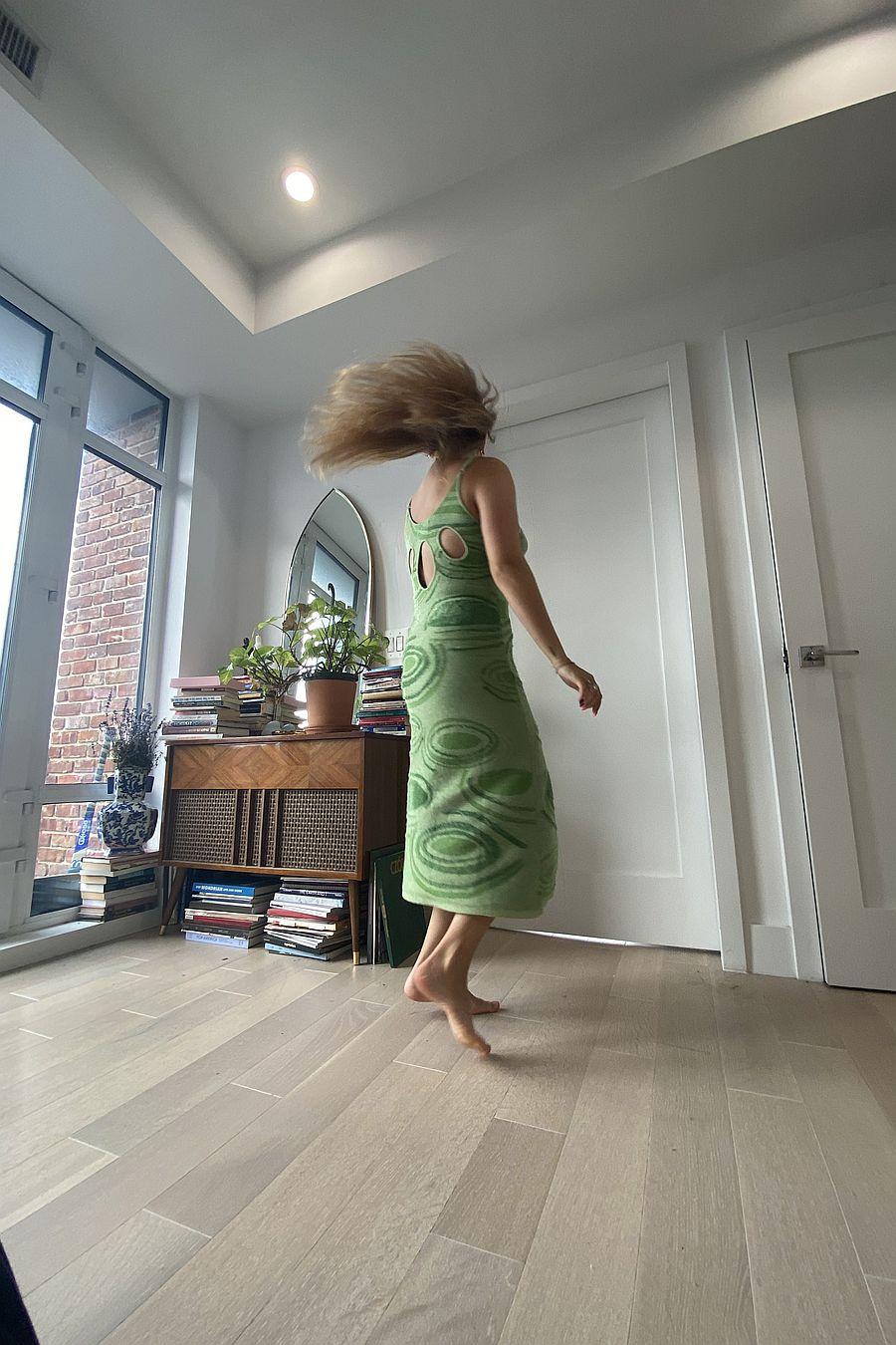House Of Sunny Hockney Dress