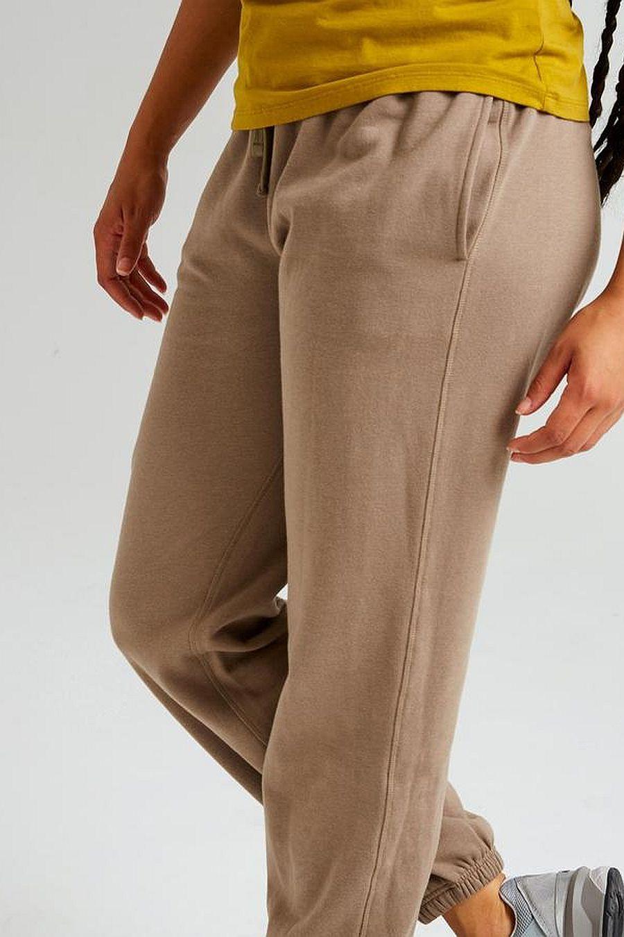 Richer Poorer Recycled Fleece Sweatpant - Warm Grey
