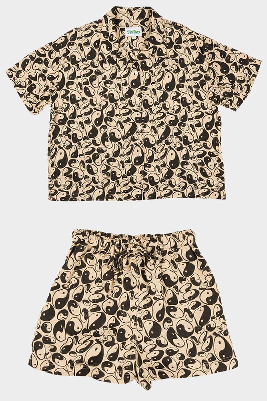 Holiday The Label Pyjama Short Set - Well Balanced