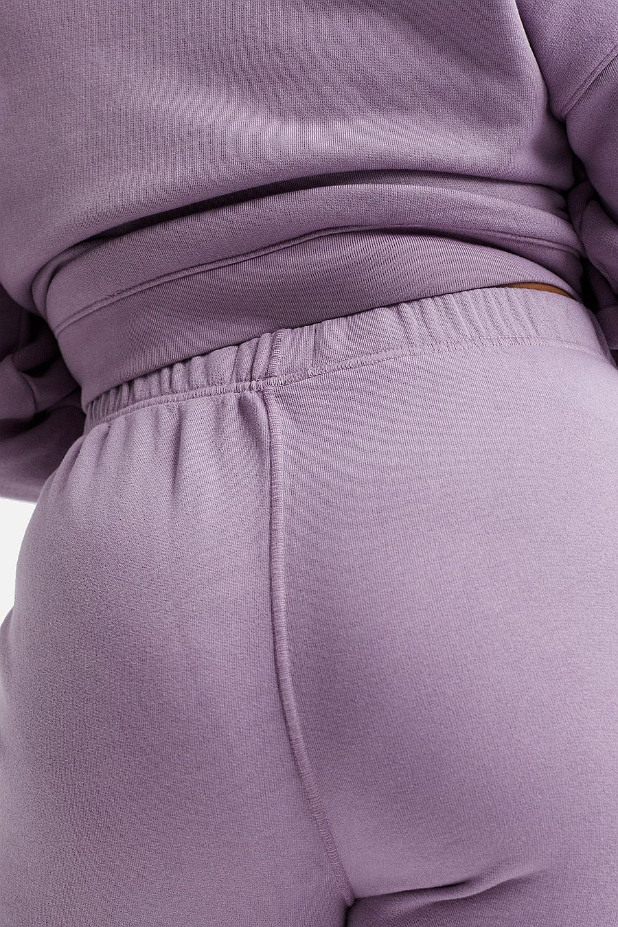 MATE The Label Fleece Relaxed Pocket Sweatpant - LAVENDER