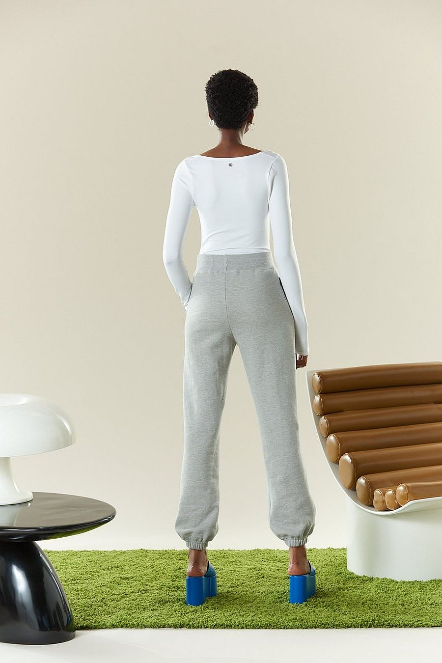 Simon Miller Rohe Bodysuit - White