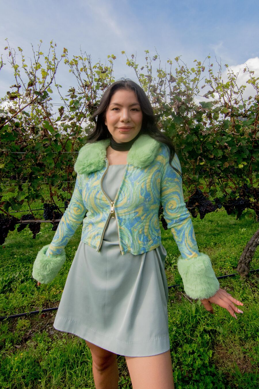House Of Sunny Cypress Peggy Cardi