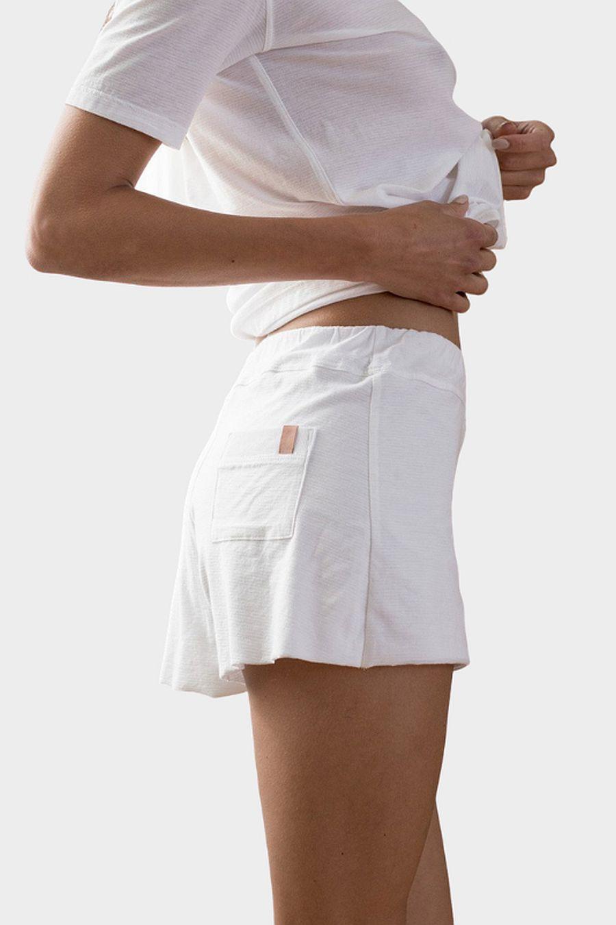 Lunya Cool Short - White
