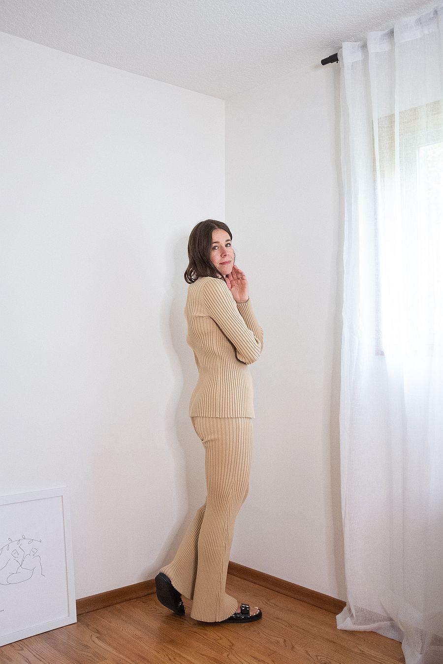 Callahan Trish Pants - Ecru
