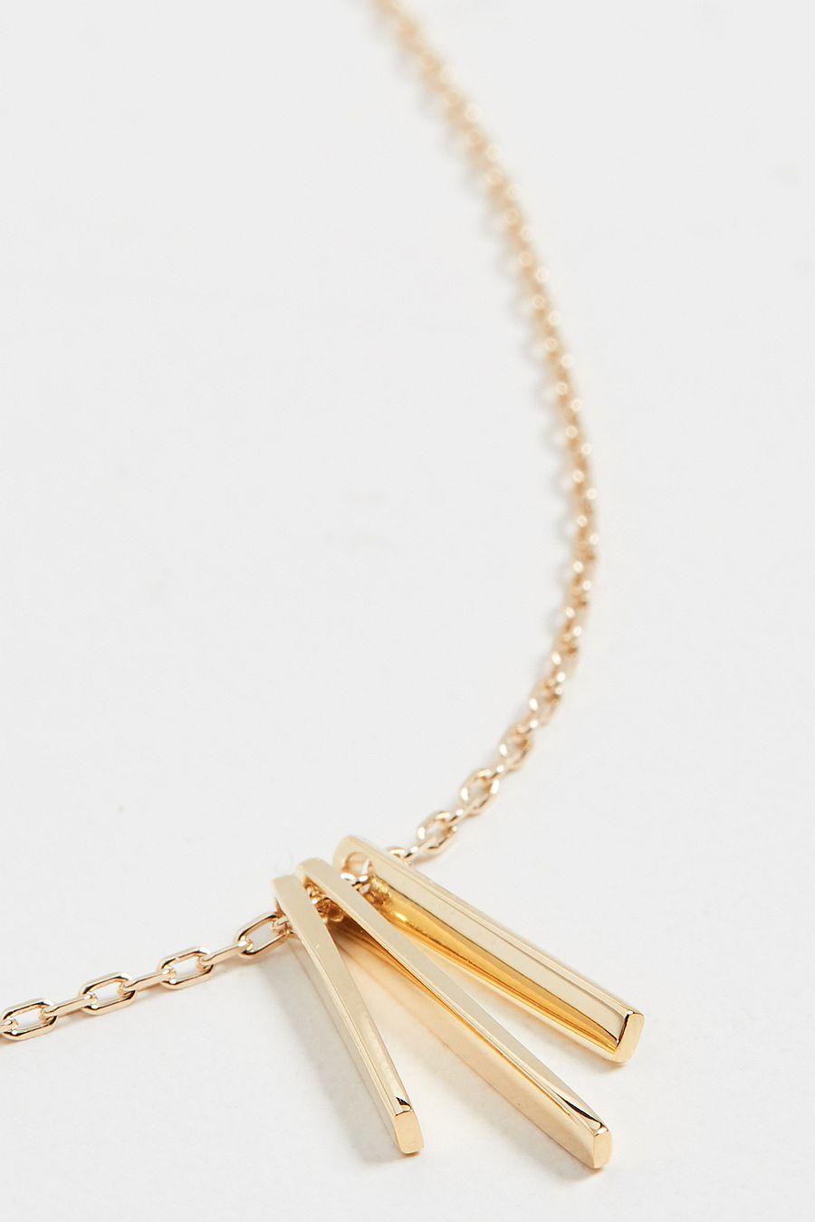 Shashi Three Amigas Necklace
