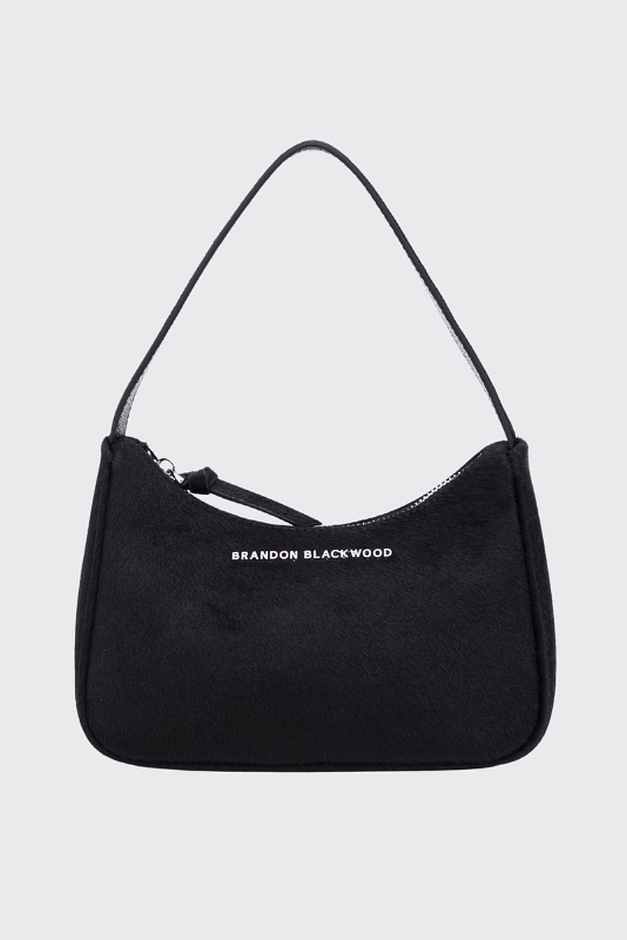 Brandon Blackwood SYL Bag- Black Ponyhair