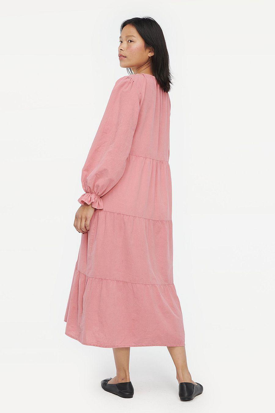 LACAUSA Clothing Tate Dress - Mesa