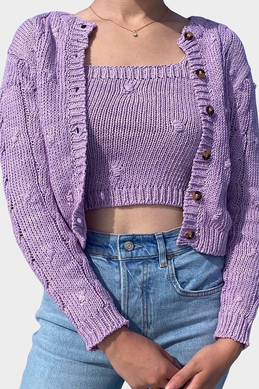 Tach Clothing Juno Knit Cardi