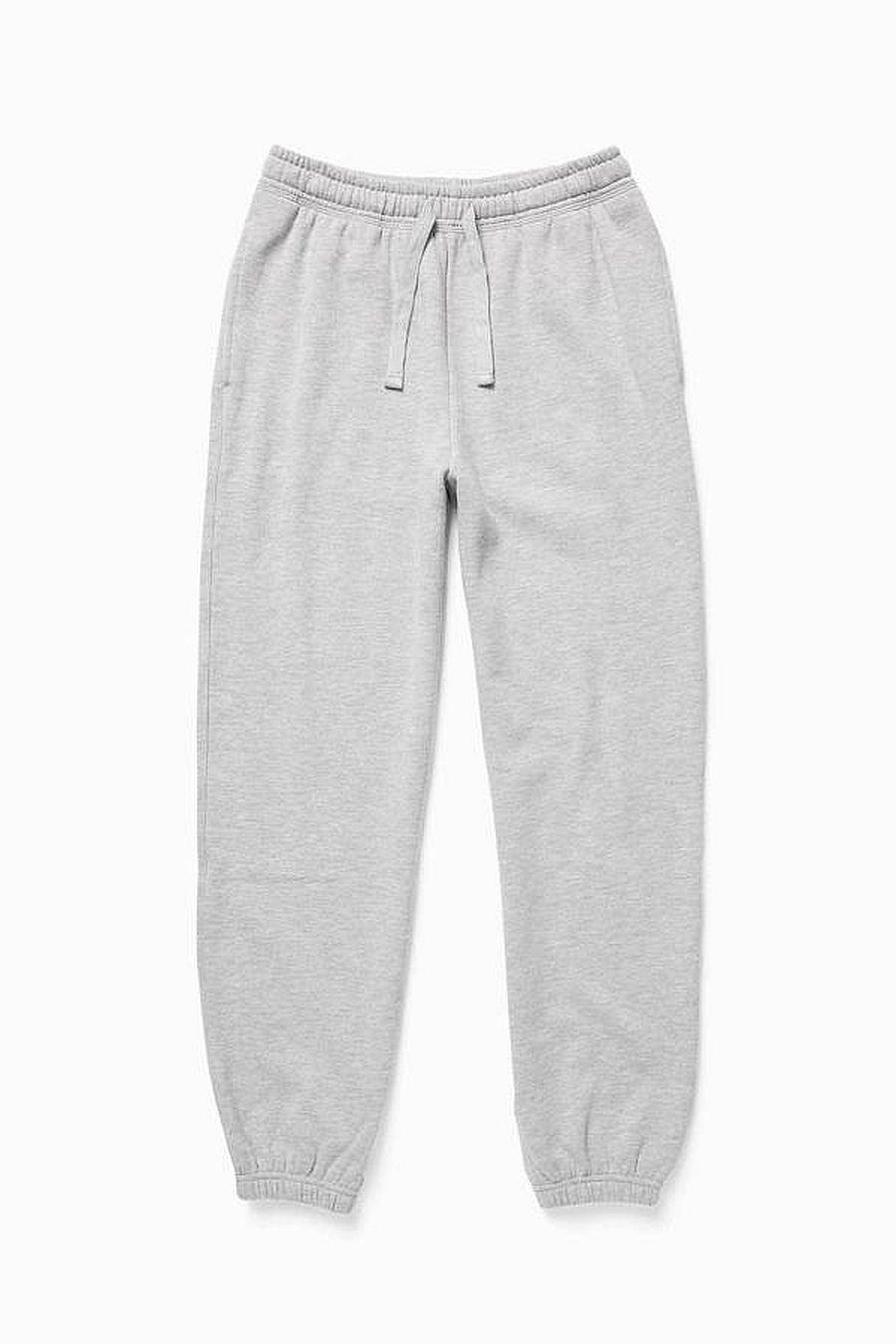 Richer Poorer Fleece Sweatpant - Grey