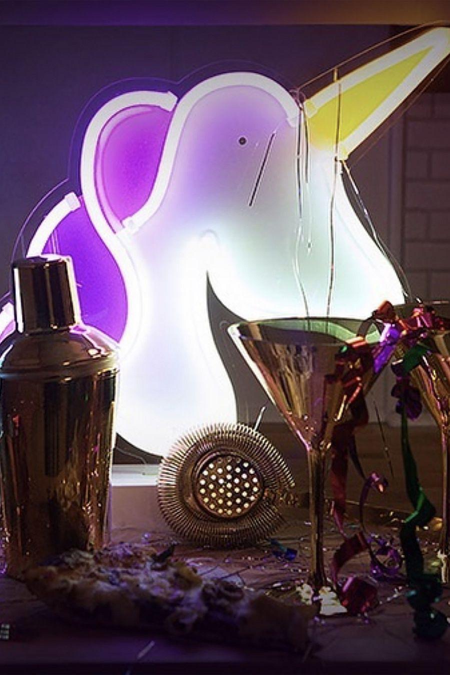 Sunny Life Neon Led Light   Unicorn
