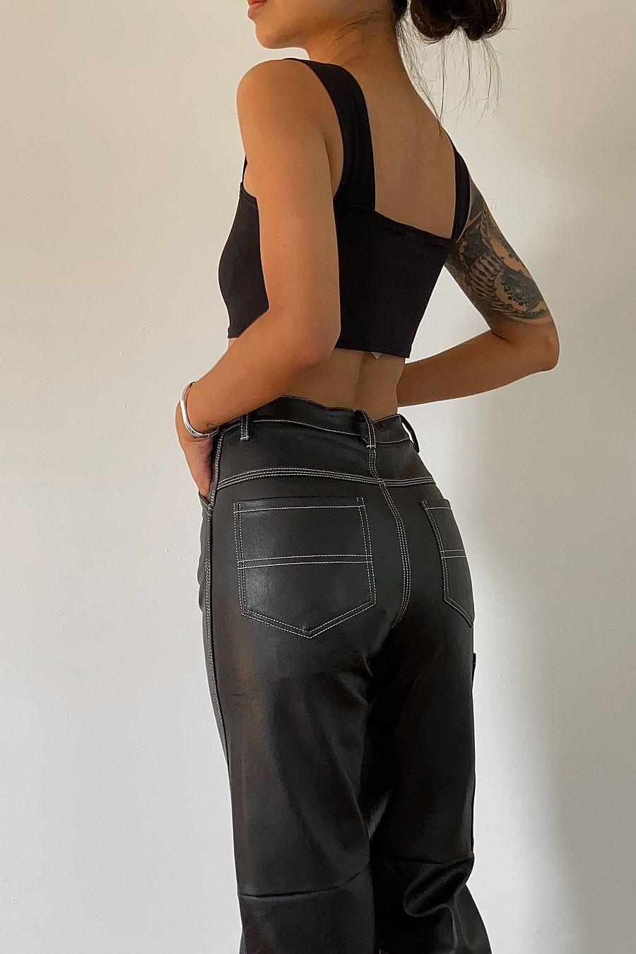 Simonett Kika Pants - Black