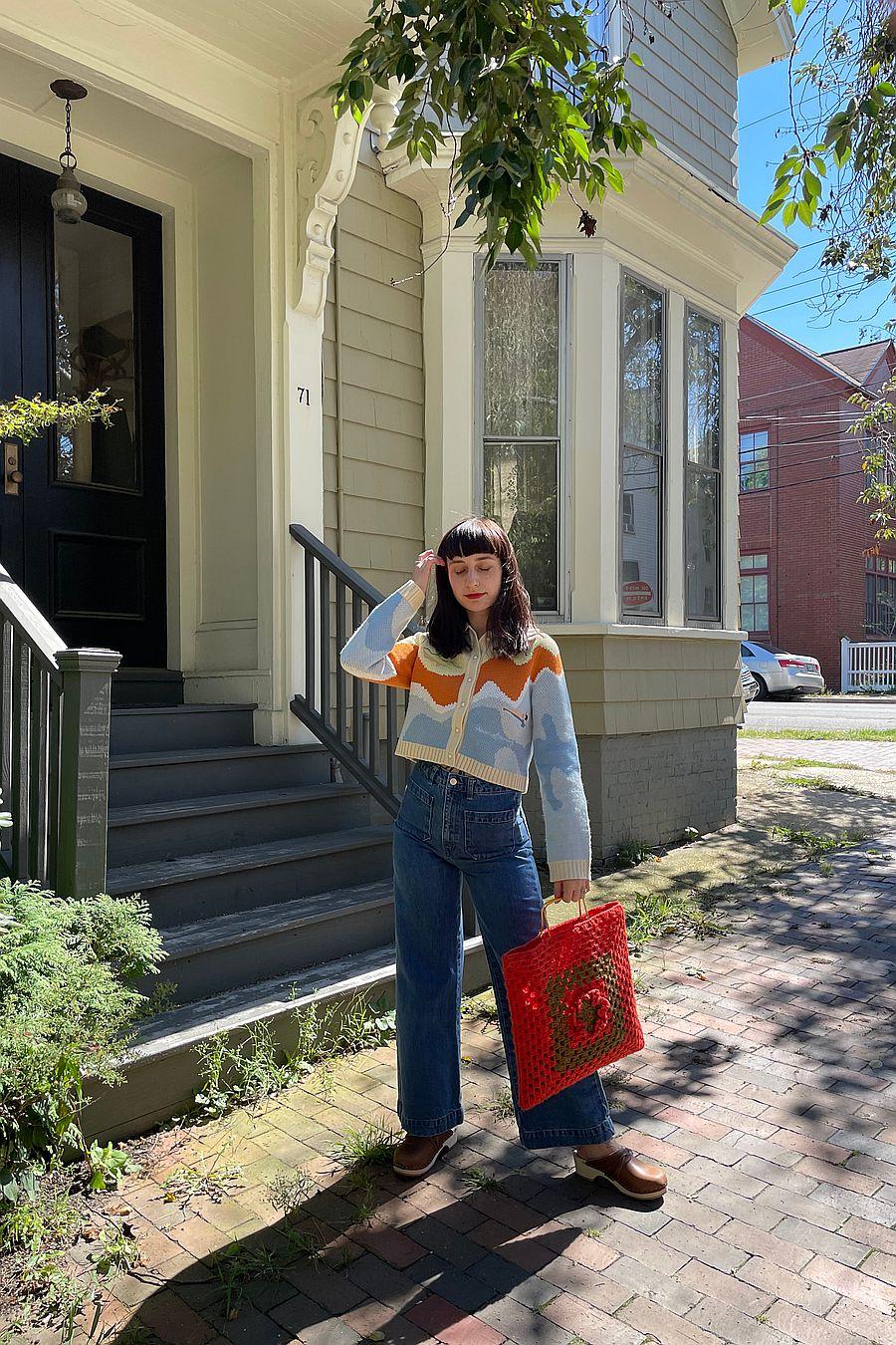 House Of Sunny Souvenir Cardigan