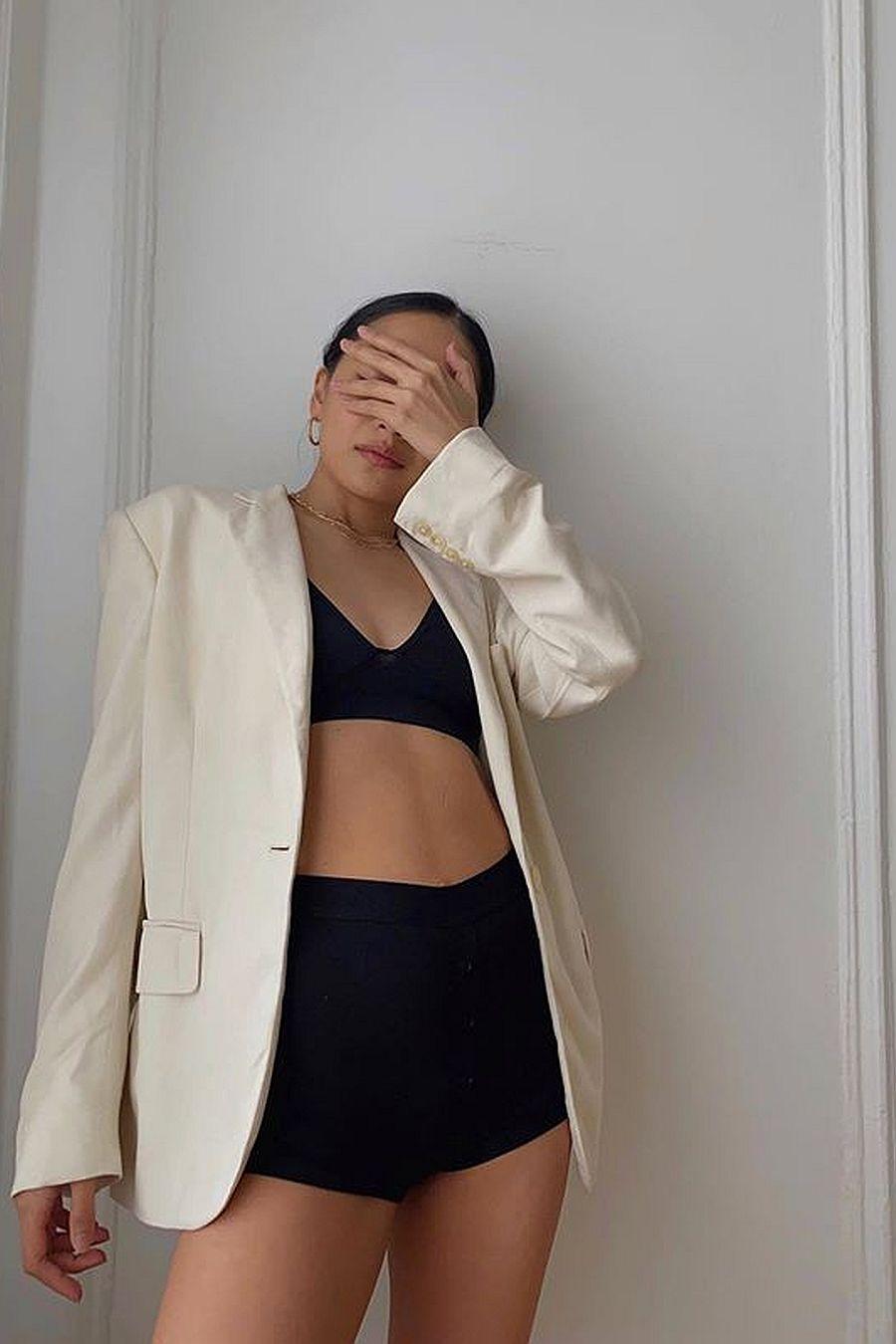 Richer Poorer Femme Boxer - Black