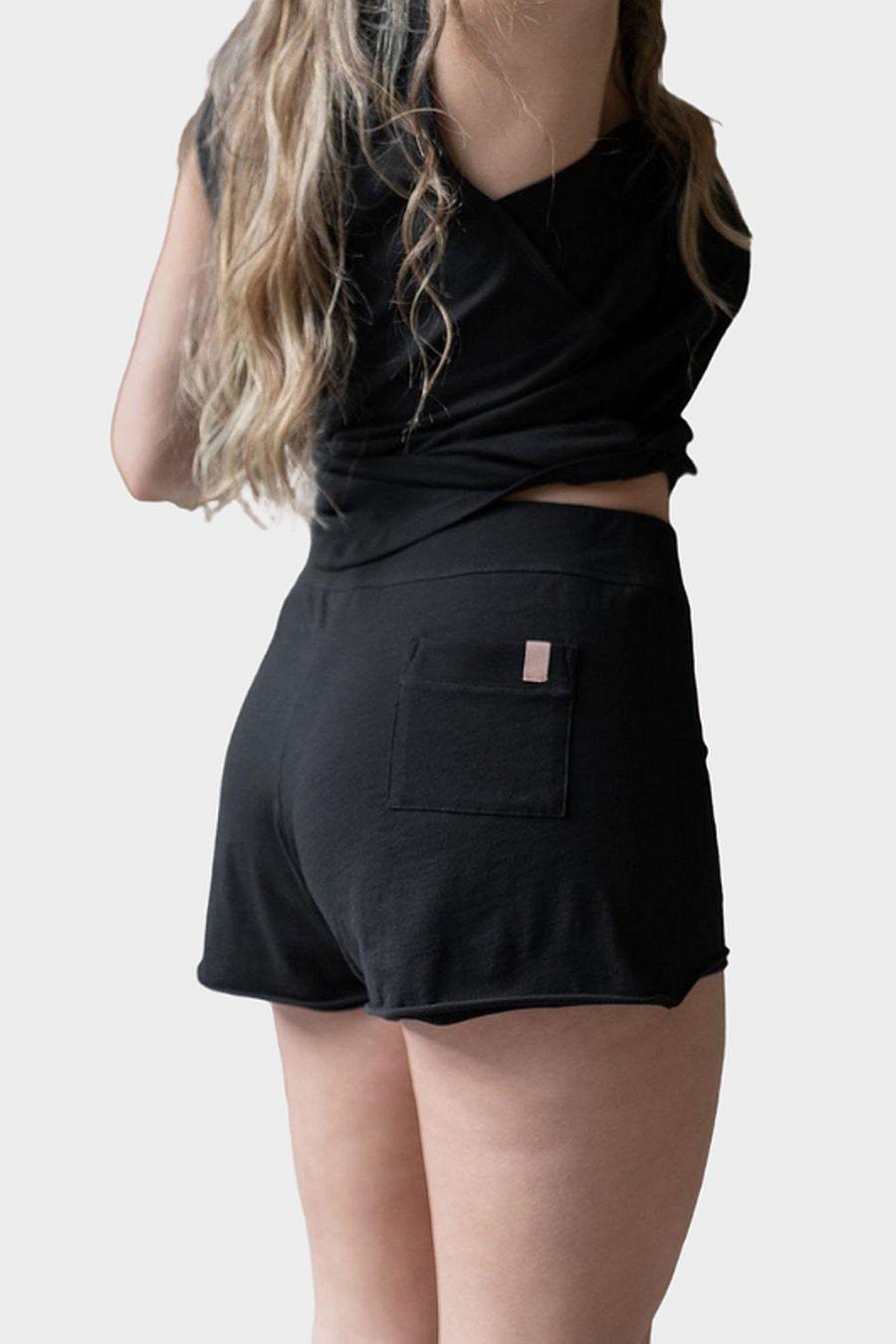 Lunya Cool Short - Black