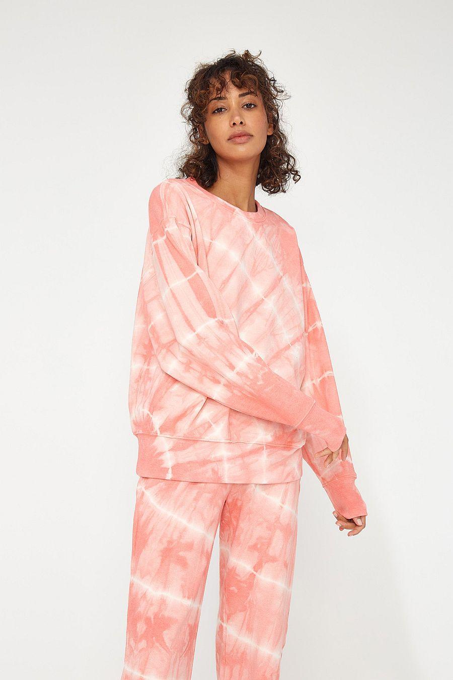 LACAUSA Clothing Slater Sweatshirt - Grapefruit